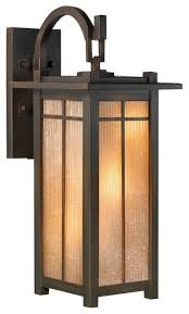 Craftsman Sconce Fine Art Lamps Capistrano Outdoor Wall Mount 401281st Craftsman