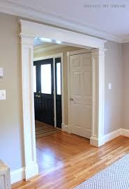 Decorative Molding For Cabinet Doors Molding For Doors Beechridgecs