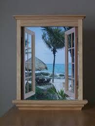 Decorative Windows For Houses Best 25 Fake Windows Ideas On Pinterest Faux Window Garage