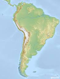 free maps of south america u2013 mapswire com