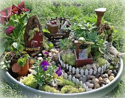 Rustic Garden Decor Ideas Rustic Garden Decor To Make Photograph All Products Outd