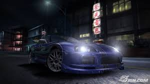 nissan skyline nfs carbon need for speed carbon
