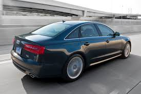 2000 Audi A6 Interior 2013 Audi A6 Overview Cars Com