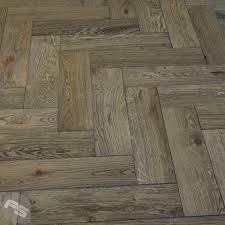 luxury parquet grey oak solid wood flooring flooring