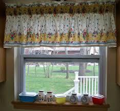 Kitchen Window Valances by Kitchen Style Kitchen Windows Valances Window Treatments Curtain