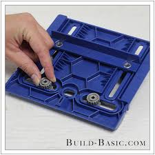 kreg cabinet hardware jig how to use a kreg cabinet hardware jig build basic