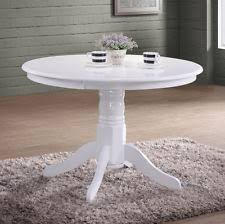 shabby chic round dining table white shabby chic dining tables ebay