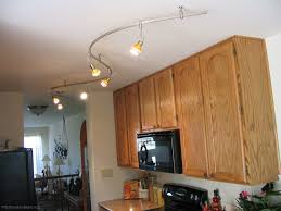 Kitchen Ceiling Track Lighting Kitchen 40 Ideas Decoration Breathtaking Curved Ceiling Track