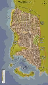 Faerun Map 59 Best Forgotten Realms Cities Images On Pinterest Forgotten