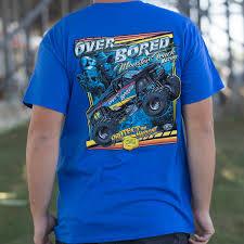 bored monster truck shirt monster truck throwdown store
