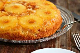 skillet honey pineapple upside down cake kylee cooks