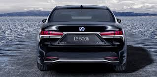 lexus 3 years old 2018 lexus ls500h revealed photos 1 of 8