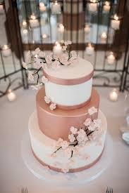 wedding cake ideas springtime blooms fill washington dc wedding cherry blossoms