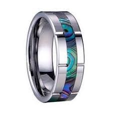cincin tungsten carbide coi jewelry tungsten carbide ring with mop from us3 5 to us16