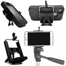 amazon com iphone tripod mount cell phone adapter stand