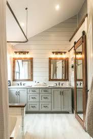 Cottage Style Bathroom Lighting Farmhouse Bathroom Lighting Engem Me