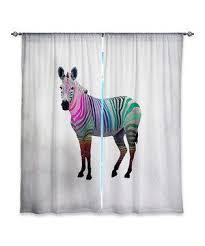 Zebra Print Curtain Panels Best 25 Zebra Curtains Ideas On Pinterest Baby Curtains Kids