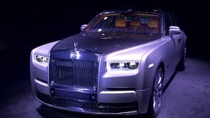 2018 Rolls Royce Phantom Viii Has Aluminum Platform And An Onboard