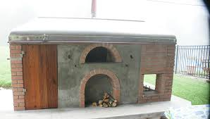 Pizza Oven Outdoor Fireplace by Pizza Oven With Fireplace And Smoker