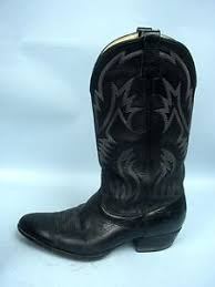 s boots size 9 1 2 stagecoach bootmakers black leather boots size 9 1 2