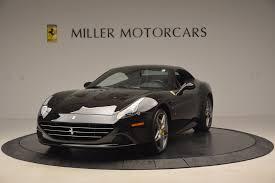 Ferrari California Grey - 2016 ferrari california t stock 4425 for sale near westport ct