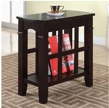 Espresso Accent Table Accent Table Roger U0027s Furniture