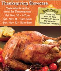 thanksgiving showcase roche bros supermarkets