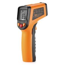 thermometre infrarouge cuisine électronique numérique thermomètre sans contact numérique laser