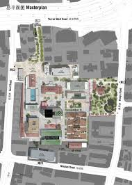 Columbia Campus Map Oma To Regenerate Historic Columbia Circle In Shanghai Archdaily