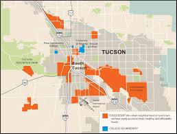 Map Of Tucson Higher Ed Hits Higher Purpose U2014 Edible Baja Arizona Magazine