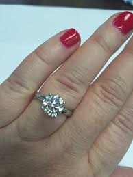 circle engagement rings real engagement rings diamonds weddingbee