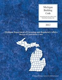 International Building Code Michigan Codes