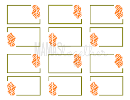 printable placecards free printable place cards template for thanksgiving