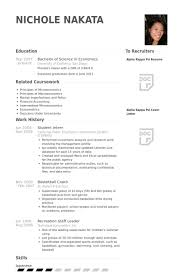 It Student Resume Sample by Student Intern Resume Samples Visualcv Resume Samples Database