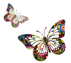 amd clipart butterfly pencil and in color amd clipart butterfly