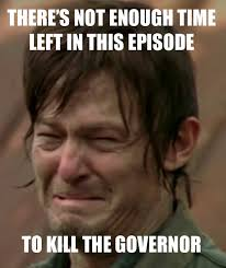 Walking Dead Memes Season 3 - the walking dead season 3 finale stories by williams