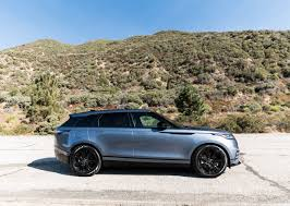 first range rover 2018 range rover velar first drive sophistication meets