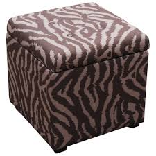 leopard print ottoman uk balamine round tufted ottoman shop by