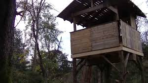 I Have Built A Treehouse - pallet tree house made from free pallets