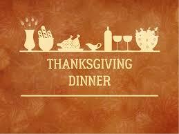 thanksgiving dinner townsend church townsend church