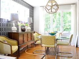 contemporary dining room ideas furniture mid century modern dining room design ideas with round