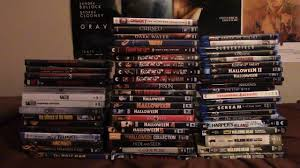 scariest movie to watch on halloween my entire horror movie collection on blu ray and dvd youtube