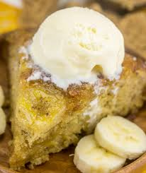 banana upside down cake a delicious twist on the traditional cake