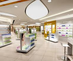 cosmetics shop interior layout download 3d house