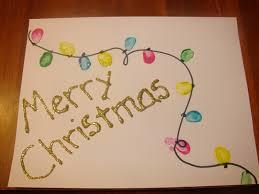 diy christmas cards easy christmas lights decoration
