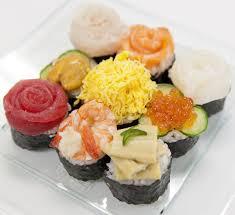 food canapes sushi canapés recipe centre