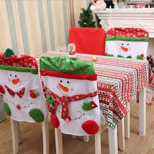 santa chair covers online shop christmas decoration chair covers spandex dinner table