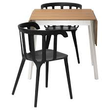 ikea ps 2012 ikea ps 2012 table and 2 chairs bamboo black