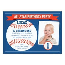 sports birthday invitations u0026 announcements zazzle