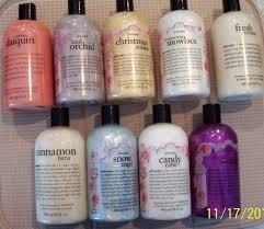 philosophy shampoo shower gel u0026 bubble bath 16 oz you choose